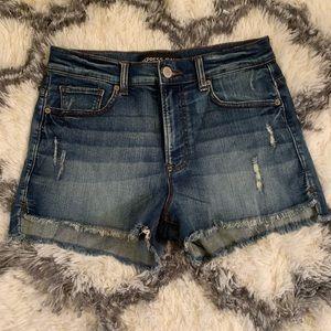 Express High Waisted Shorts